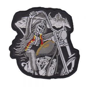 Motorista Skull