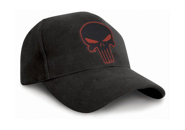Gorra Red Skull